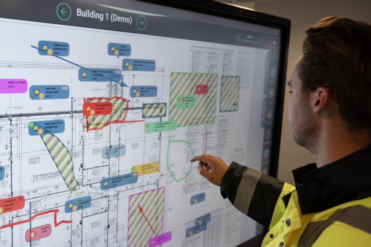 Construction Industry Digital Transformation