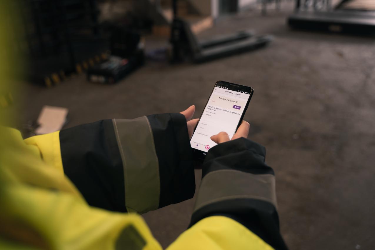 Construction Digital Permits