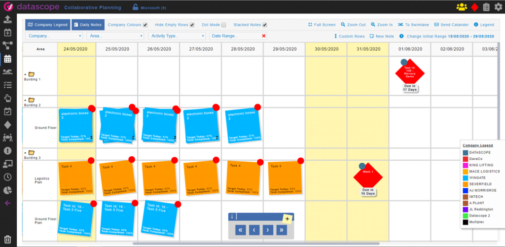 Project Management software for Construction sites